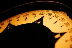 Gyro kompasu donosicielka na statku moscie Zdjęcia Stock