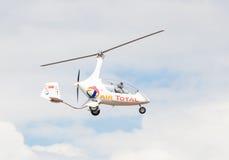 Gyrocopter Obraz Stock