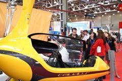 Gyroplane Calidus Royalty Free Stock Photo