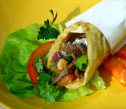 Gyros. Food Stock Photography