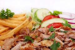 Gyros Royalty Free Stock Image