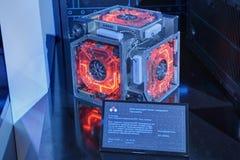 Gyroscope de laser Images stock