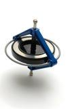 gyroskopstanding royaltyfria foton