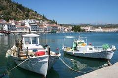 Gythion - greece Stock Photo