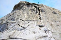 Gyttjavulcano Fotografering för Bildbyråer