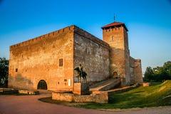 Gyula Castle Royalty Free Stock Photography
