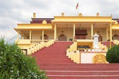 Gyuto Tantric Monastery. India, Dharamsala. Gyuto Tantric Monastery Stock Image