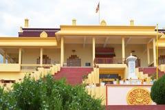 Gyuto Tantric Monastery. India, Dharamsala. Gyuto Tantric Monastery Stock Images