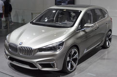 2013 GZ AUTOSHOW-BMW Active Tourer Concept Royalty Free Stock Image