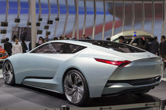 2013 GZ AUTOSHOW-BUICK Riviera Concept Stock Photo