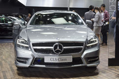 2013 GZ AUTOSHOW-Mercedes Benz CLS-Class Royalty Free Stock Photos