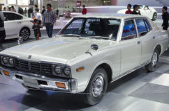 2013 GZ AUTOSHOW-Nissan Cedric Royalty Free Stock Images