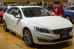 2013 GZ AUTOSHOW-VOLOV S60L Royalty Free Stock Images