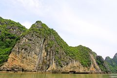 Ha Long Bay, Vietnam UNESCO World Heritage Royalty Free Stock Images