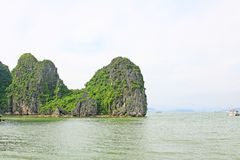Ha Long Bay, Vietnam UNESCO World Heritage Royalty Free Stock Photos