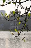 Hồ Gươm - Hanoi-Vietnam Royalty Free Stock Photo
