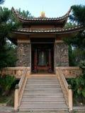 Temple in Da Lat, Vietnam, South East Asia. Đà Lạt(Vietnamese pronunciation:[ɗâː làːt]), orDalat(pop. 406,105as of 2015, of stock photo