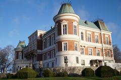 Häckeberga Castle Royalty Free Stock Image