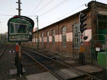 HÃ ‰ V stacja w Budapest, Węgry zdjęcie stock