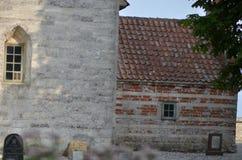 Højerup παλαιό Εκκλησία Στοκ φωτογραφία με δικαίωμα ελεύθερης χρήσης