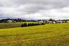 Höllental nära Freiburg i Breisgau Fotografering för Bildbyråer