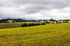 Höllental vicino a Friburgo in Breisgau Immagine Stock