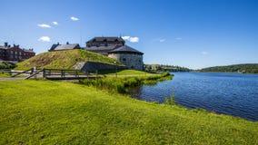 Hämeenlinna城堡 免版税库存图片