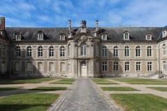 HÃ'tel-Dieu - Châteaudun - Frankrijk Stock Afbeeldingen