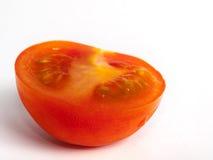 Hälfte Tomate Lizenzfreies Stockfoto