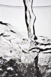hällande vatten royaltyfri bild