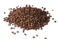 hällt kaffe Arkivbilder