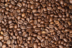 hällt kaffe Arkivfoto