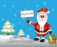 Hälsa för jul Royaltyfria Foton