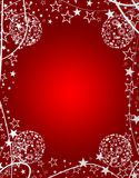 Hälsa för jul royaltyfria bilder