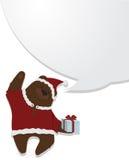 Hälsningar nytt s-år Jul Royaltyfri Illustrationer