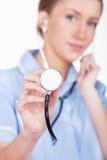 Hälsoarbetare Royaltyfri Fotografi
