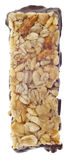 hälsosam oat för stångchokladgranola royaltyfri fotografi