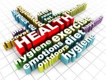 Hälsovård Royaltyfri Bild