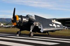 Hämnareflygplan Arkivbild