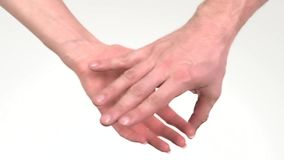 Händchenhalten lokalisiert