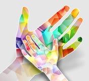 Hände Stockbilder