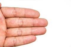 Hände, Finger Lizenzfreie Stockbilder