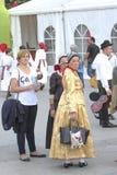 Händelse av den Vinkovci hösten Royaltyfri Fotografi