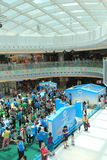 Händelse 2015 för Hong Kong Dutch Lady Pure djurhållninglantgård royaltyfri fotografi
