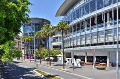 Händelsemitt i Sydney royaltyfri fotografi