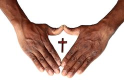 Händer med arg symbolisera förälskelse av guden fotografering för bildbyråer