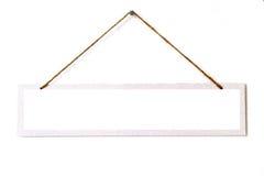 hänga för bräde Fotografering för Bildbyråer
