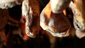hänga för prosciutto