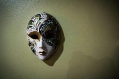 hängande maskering Royaltyfri Bild