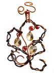 hänge som skiner Royaltyfri Fotografi